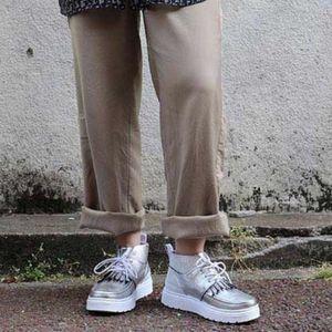 Dr Martens | Silver Jemima Chukka boot 11